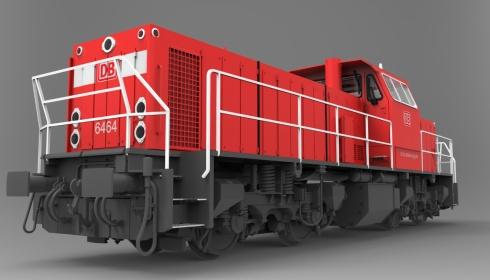 ABB Mak DB 6464 1