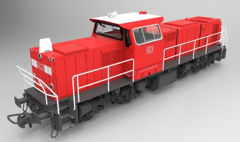 ABB Mak DB 6464 2