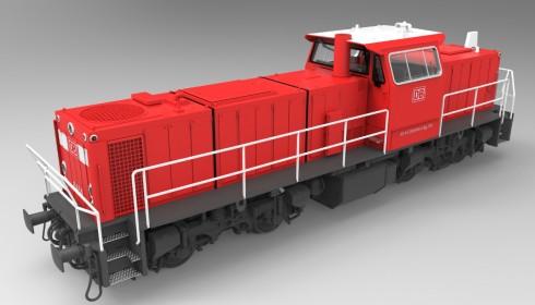 ABB Mak DB 6464 4