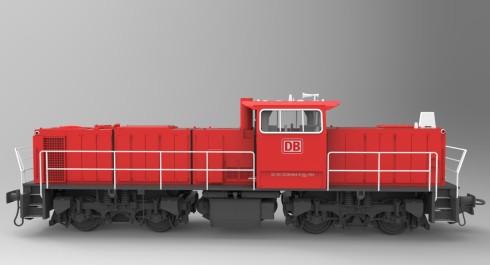 ABB Mak DB 6464 5
