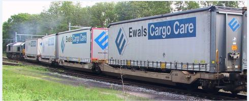 Twin car + Ewals Cargo Care