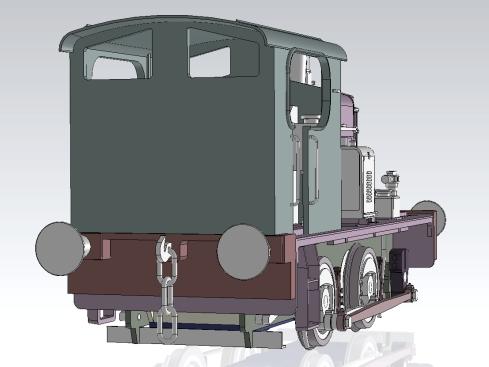 Fowler 3 rear