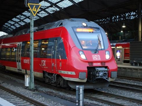 Aachen Hbf - DB Regio RSX