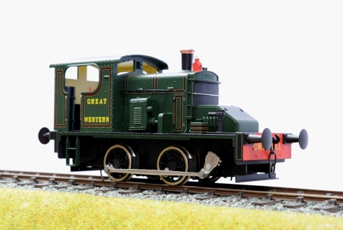Ixion Fowler 2EP GWR front