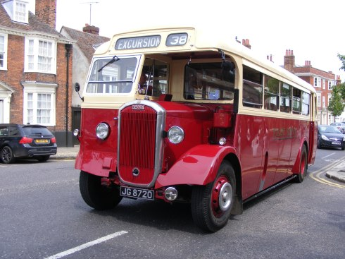 Faversham Transport Day 17.05.14 040