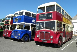 Herne Bay Bus Rally 09.08.15 124